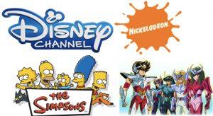 Canales de television Infantiles