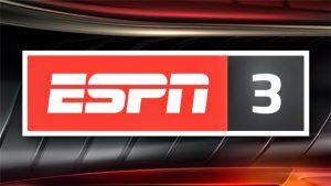 Canal ESPN3
